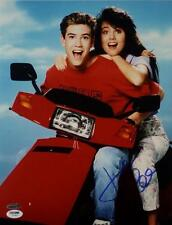 Tiffani Amber Thiessen Signed Saved By The Bell 11x14 Photo PSA/DNA Y10824 Auto