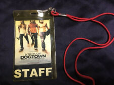 Lords Of Dogtown Production Movie Laminate Collectables