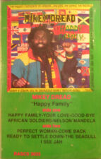 MIKEY DREAD - Happy Family Cassete Tape - SEALED new copy - Dub Roots Reggae