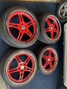 Ferrari Wheels Aftermarket 355 Ferrari