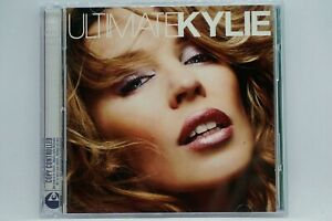 Kylie Minogue : Ultimate Kylie (Greatest Hits) 2cd Album