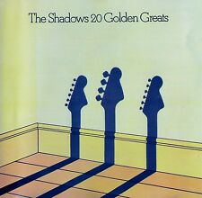 THE SHADOWS : 20 GOLDEN GREATS / CD