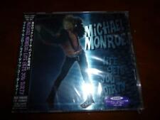 Michael Monroe / Life Gets You Dirty JAPAN w/Sticker NEW!!!!!! B