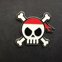 Pirates of the Caribbean - Skull and Crossbones Hidden Mickey Disney Pin 46123