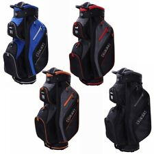 Ram Golf Lightweight Cart Bag with 14 Way Full Length Dividers