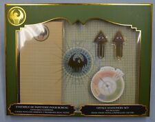 Loot Crate MACUSA DESK SUPPLY SET Harry Potter JK Rowling's Wizarding World NEW