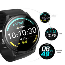 Bluetooth Smart Watch Heart Rate Monitor IP67 Waterproof Wristband for iPhone LG