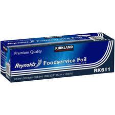 Kirkland Signature Reynolds Foodservice Foil, 12 in x 1,000 ft