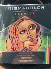 Prismacolor Premier Colored Pencils Soft Core 48 Pack Set of 48
