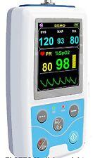 24 Stunden Langzeit Blutdruckmessgerät Oberarm Blutdruck Gerät Messer SPO2 EKG