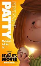 The Peanuts Movie (2015) Movie Poster (24x36)-Charlie Brown Peppermint Patty v10