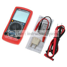 UNI-T UT58D Digital Multimeters w/ Inductance Test Multimetro  LCR Meter