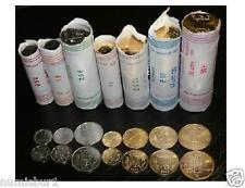 Serie 7 monedas UCRANIA S/C - UKRAINE full change coins SET - 7 pieces