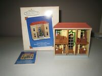 TOWN HALL & MAYOR'S CHRISTMAS TREE 2003 Hallmark Keepsake Handcrafted Ornament