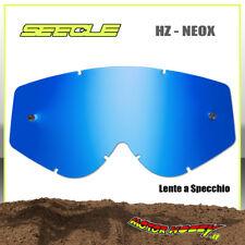 LENTE A SPECCHIO BLU SEECLE PER MASCHERE HZ  - NEOX - AIROH