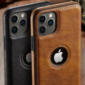 Luxury Leather Shockproof Case For iPhone12 11 Pro Max XR X XS 8 7 Plus