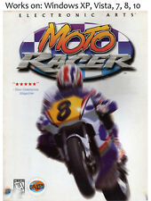 Moto Racer PC Game 1997