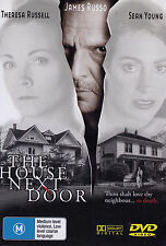 THE HOUSE NEXT DOOR Theresa Russell / James Russo DVD - All Zone - New - PAL