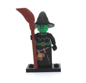 Unopened LEGO® SERIES 2 -8684-Witch-minifigure (#4) Sealed Foil Pouch