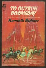 KENNETH BULMER To Outrun Doomsday. Ace 1967. KELLY FREAS cover. First edition
