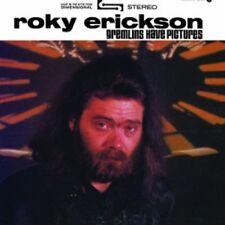"ROKY ERICKSON - GREMLINS HAVE PICTURES (+BONUS 7"")  VINYL LP NEW+"