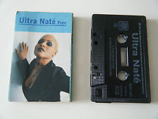ULTRA NATE FREE CASSETTE TAPE SINGLE A&M 1997