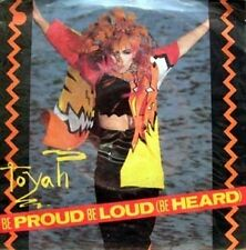 "Toyah - be proud be loud be heard / laughing...45"""
