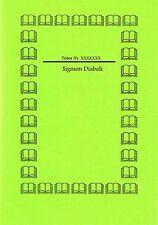 Signum Diaboli, eines der großen Astor-Kartenmirakel !