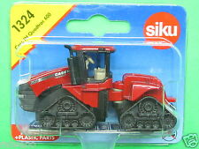 Siku Super Serie 1324 Case IH Quadtrac 600 karminrot