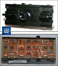 93-02 Camaro Firebird 6-Way Black Knob Power Seat Switch NEW GM  22543666