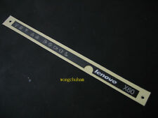 ThinkPad X60t LED light indicator plate Bluetooth WWAN