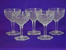Fostoria American - Set of 5 Champagne / Sherbet Cups