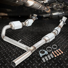 FOR 04-06 FORD F150 LINCOLN MARK LT 5.4L 4WD CATALYTIC CONVERTER EXHAUST Y-PIPE