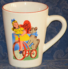 "Rosanna Studio ""Take a Tumble! Be My Valentine!"", Coffee Valentine Mug/Cu 00006000 p"