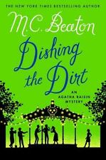 Dishing the Dirt: An Agatha Raisin Mystery (Agatha Raisin Mysteries)-ExLibrary