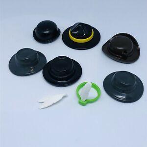Playmobil Western Wild West Native American Hat Bundle Spare Parts