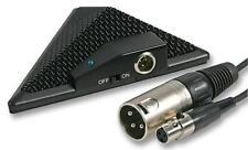 Pulse Cardiod Condensor Boundary Microphone XLR Desk Studio Stage Recording Mic