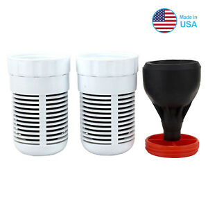 Seychelle Replacement Filters For Gen 2 Water Filter Pitcher 1-40100-2 - NEW!