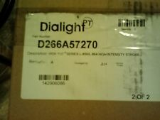 Dialight D266A57270 Vigilant Series L-856/L-864 High Intensity Strobe Control...