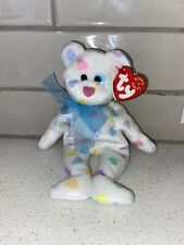 Rare Perfect Condition with Tag errors Kissme beanie baby!!!!