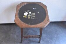 f42t59- Blumenständer aus Holzstuhl
