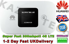HUAWEI E5786 UNLOCKED WHITE LTE 4G Cat6 Mobile MIFI WIFI Wireless Modem SimFree