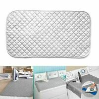 Magnetic Ironing Laundry Pad Washer Dryer Cover Board Heat Resistant Blanket Mat