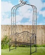 Wrought Iron Patio Chairs Swings Amp Benches For Sale Ebay