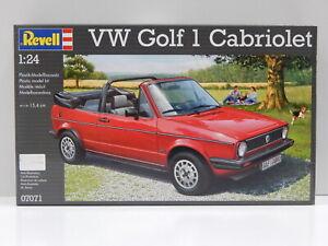 1:24 Volkswagen Golf 1 Cabriolet Revell 7071