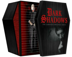 Dark Shadows: The Complete Original Series Deluxe Edition (DVD, 131-Disc Set)