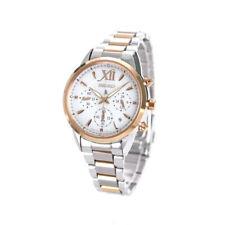 SEIKO LUKIA SSVS040 Chronograph Solor Women's Watch New in Box