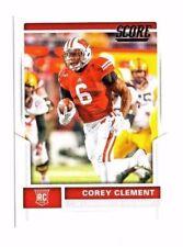 Corey Clement, (Rookie) 2017 Panini Score, #355, Football Card