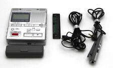 Panasonic SJ-MR50 MiniDisc MD Recorder Portable minidisc MDLP Remote