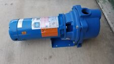 New! Goulds Pump, Self Priming Centrifugal, 1/2 Hp!